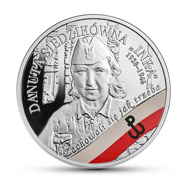 NBP wprowadzi do obiegu monety z żołnierzami niezłomnymi i