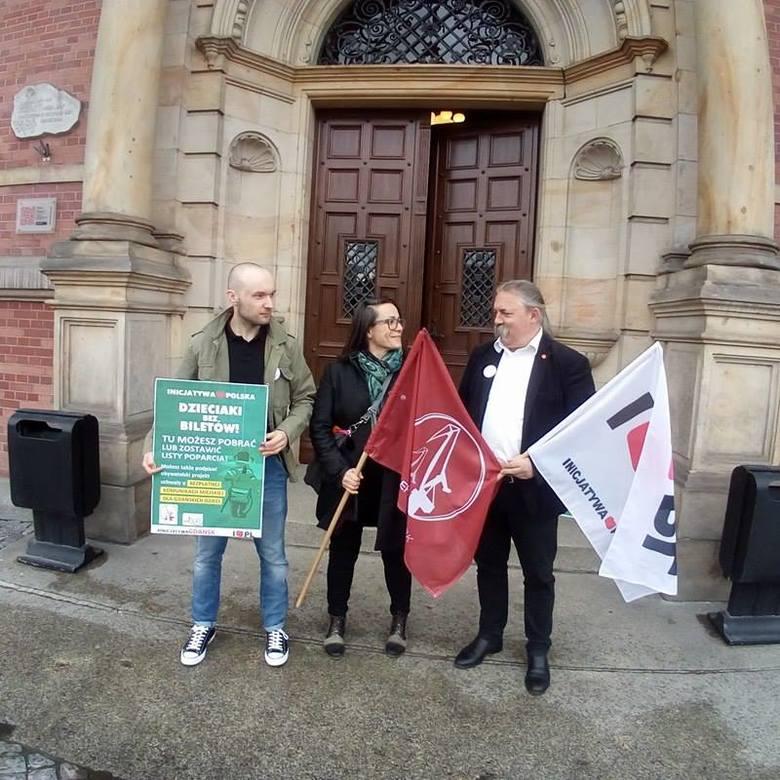 Chcą darmowych przejazdów dla uczniów gdańskich szkół. Zbierają już podpisy
