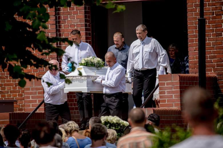 W sobotę odbył się pogrzeb Kristiny