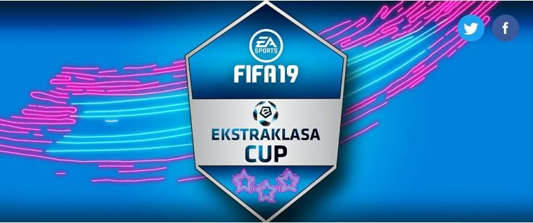 W poniedziałek kolejna edycja turnieju FIFA 19 Ekstraklasa Cup!