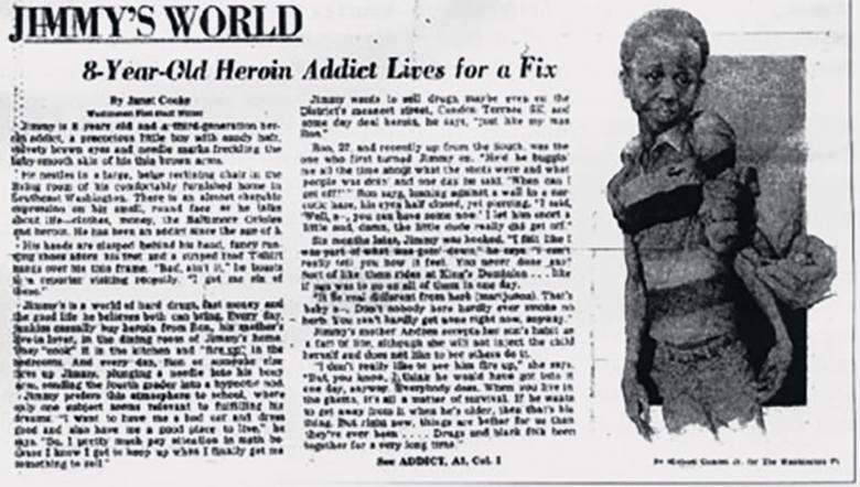 """Badacze z RFN wyjaśniają na konferencji prasowej pochodzenie """"dzienników Hitlera"""" (Koblencja, maj 1983)"""