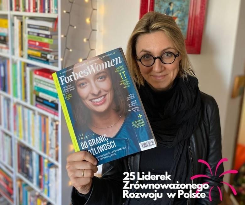 """Marta Karwacka to socjolożka, ekspertka ds. zrównoważonego rozwoju i autorka bloga """"How to wear fair""""."""