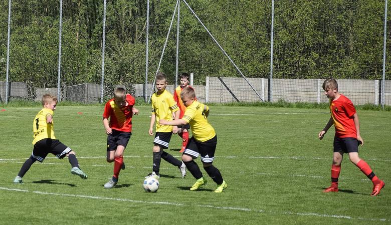 W lidze młodzików (D2) Start Miastko na własnym stadionie zremisował 3:3 z zespołem Byki Słupsk. Bramki dla Startu strzelił Bartosz Motow (10, 45 i 53