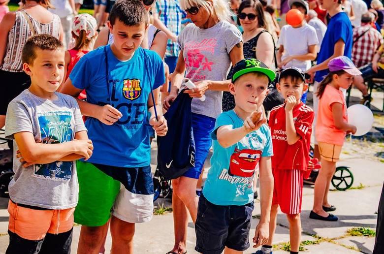 """Prawie 1500 dzieci wzięło udział w pirackim Dniu Dziecka pod Szybem Prezydent w Chorzowie pt. """"Ahoj przygodo!"""". Dla najmłodszych przygotowano"""