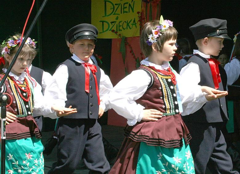 Dzień Dziecka w Radomiu na archiwalnych zdjęciach