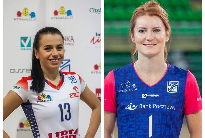 Paulina Bałdyga i Patrycja Balmas już występowały w barwach bydgoskiego zespołu