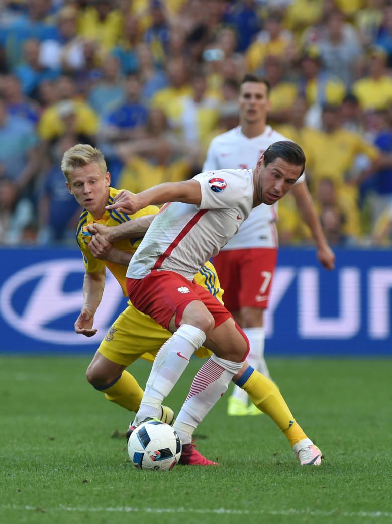 Radość Kuby, biało-czerwone tłumy na trybunach. Zobacz zdjęcia z meczu Polska - Ukraina
