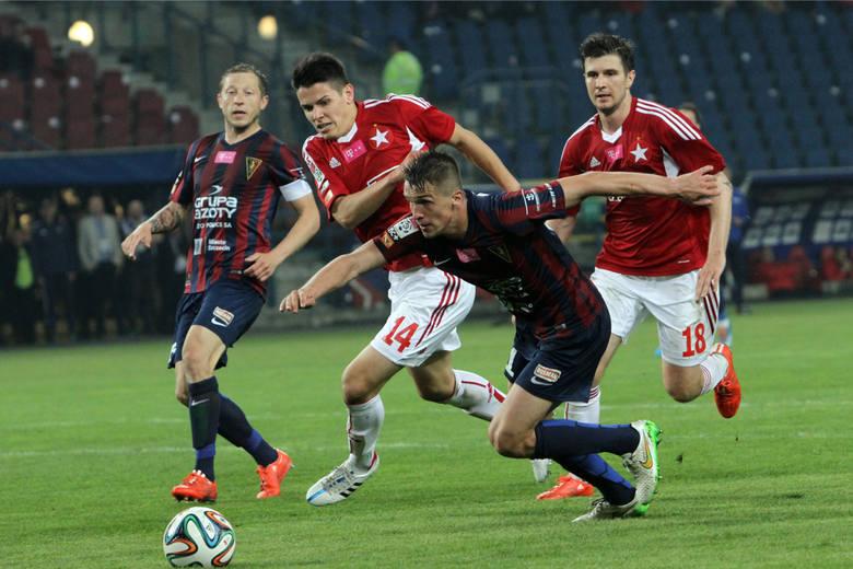 Na pierwszego gola czekał niemal cały sezon. W Widzewie wystrzelił na początku rozgrywek 2012/13, kiedy łódzki klub był po pewnym czasie liderem ligi.