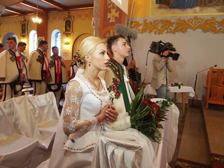 Góralski ślub Klimka Murańki Zobacz Ukochaną Skoczka Zdjęcia