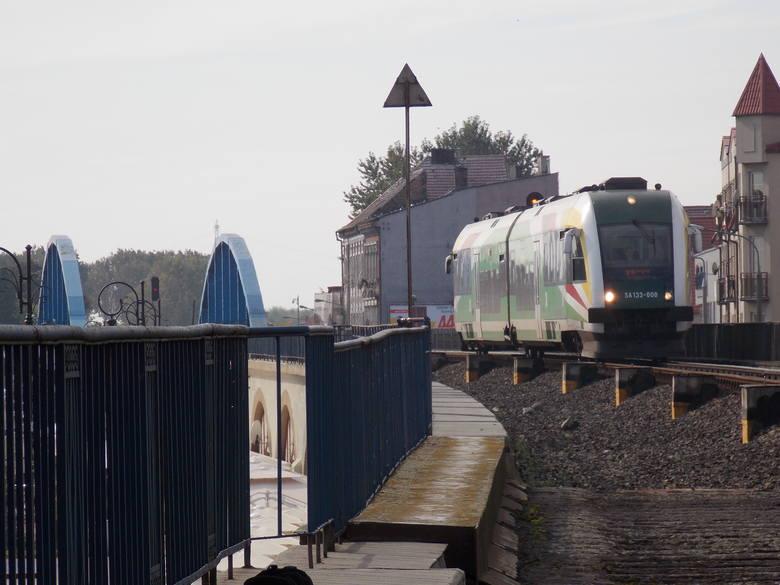 estakada kolejowa gorzów