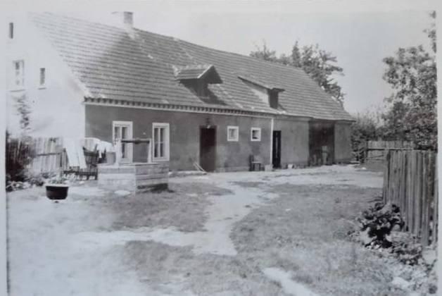 Dom na szprotawskich Sowinach. To tutaj doszło do zbrodni