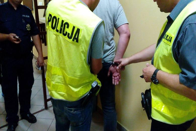 Kryminalni z Komendy Wojewódzkiej Policji w Bydgoszczy uzyskali informację, że spod bloku w jednej z miejscowości gminy Ryńsk w powiecie wąbrzeskim zostało