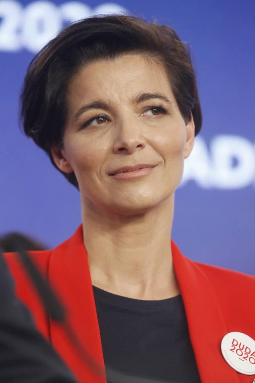 Jolanta Turczynowicz-Kieryłło, szefowa kampanii prezydenckiej Andrzeja Dudy.