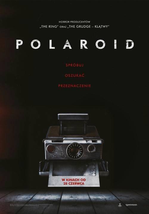 SALA 2<br /> 05.07.2019 r. PIĄTEK <br /> 20.45 - Polaroid 2d napisy Kanada, Norwegia, USA 88' | bilety 20zł I 18zł I 16zł<br /> 06.07.2019 r. SOBOTA <br /> 20.45 - Polaroid 2d napisy Kanada, Norwegia, USA 88' | bilety 20zł I 18zł I 16zł<br /> 07.07.2019 r. NIEDZIELA<br /> 20.45 - Polaroid...