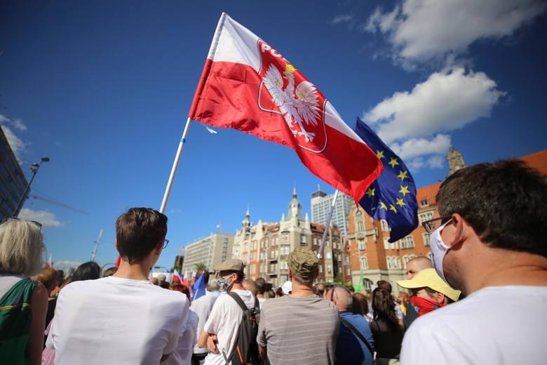 W pierwszej turze wyborów prezydenckich Andrzej Duda zwyciężył w 58 lubuskich gminach, w pozostałych 24. pierwsze miejsce zdobył Rafał Trzaskowski. Wyniki