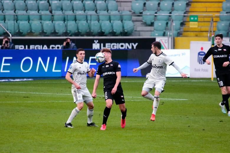 Legia Warszawa w drugim meczu z rzędu bezbramkowo zremisowała. Tym razem u siebie z Cracovią. Jakie wnioski można wyciągnąć ze spotkania 25. kolejki
