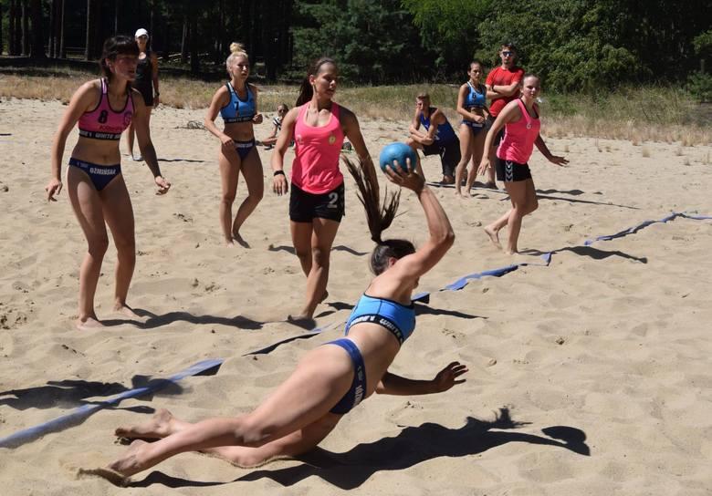 W Zielonej Górze Ochli odbył się turniej plażowej piłki ręcznej