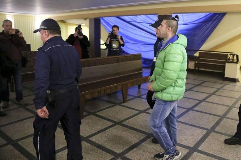 Dożywocie za zabójstwo akcjonariusza Jagiellonii (zdjęcia)