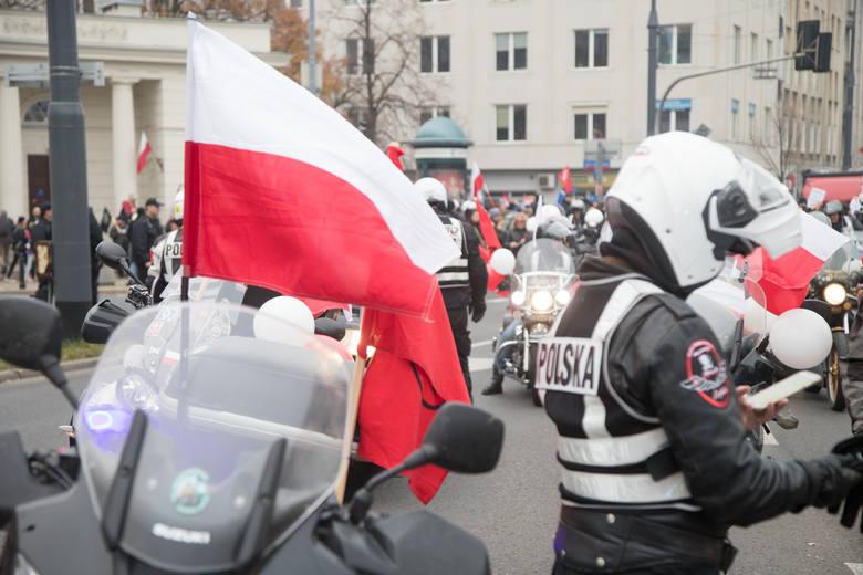 Marsz antyfaszystowski 2018