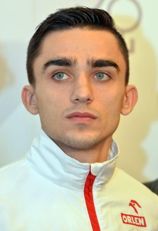 Adam Kszczot jest halowym mistrzem Europy.