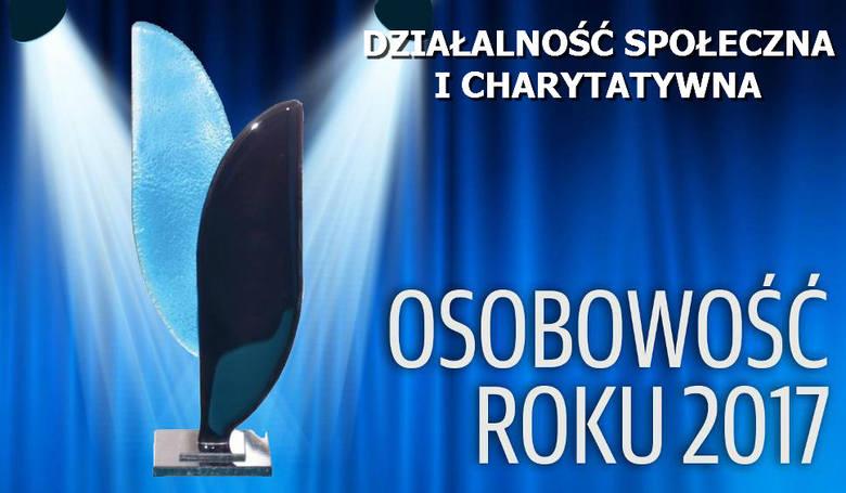 GWC.2, Dawid Bąkowski, strażak z OSP Modliszewo, nominowany za działalność na rzecz społeczności lokalnej i straży. GWC.1, Arkadiusz Koronka, właściciel