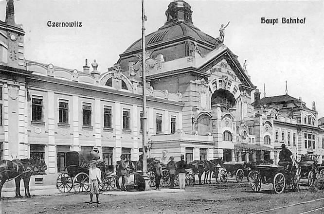 Bukowińczycy na starej fotografii. Według ostrożnych szacunków w Lubuskie trafiło ponad 5 tysięcy mieszkańców przedwojennej Bukowiny.