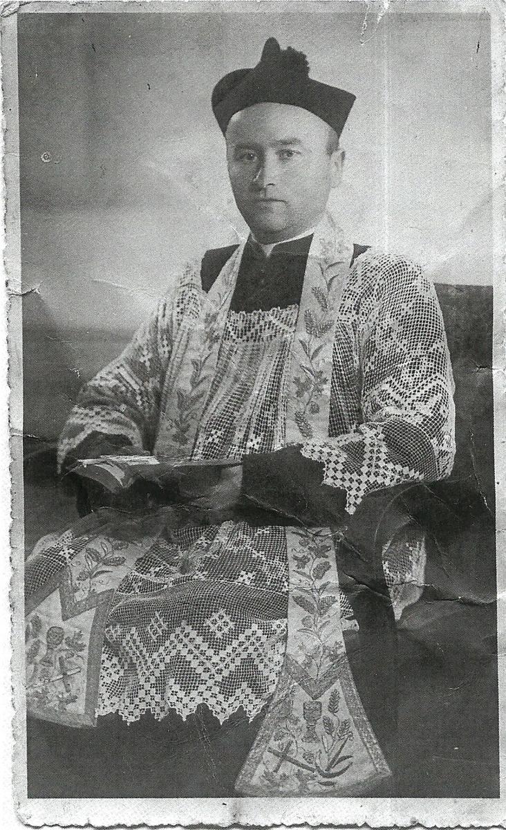 Ks. Kazimierz Słupski (1909-1985) został uhonorowany tytułem Sprawiedliwy wśród Narodów Świata.