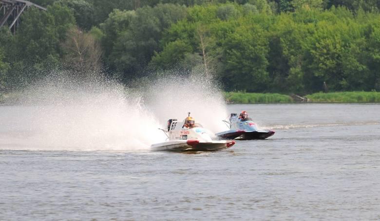 Motorowodne Mistrzostwa Polski w Toruniu