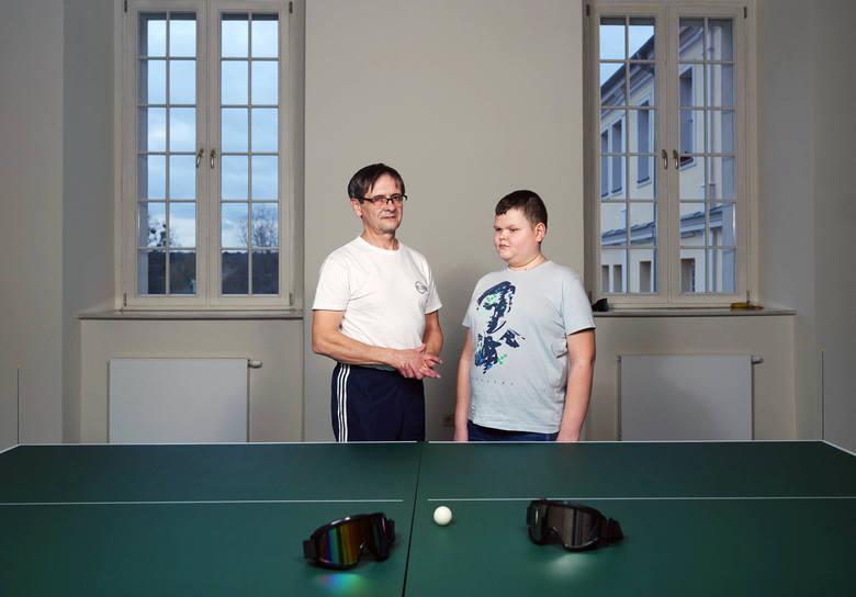 Tenis stołowy dźwiękowy narodził się w Wielkopolsce. Dźwiękowy ping pong nie wyklucza widzących