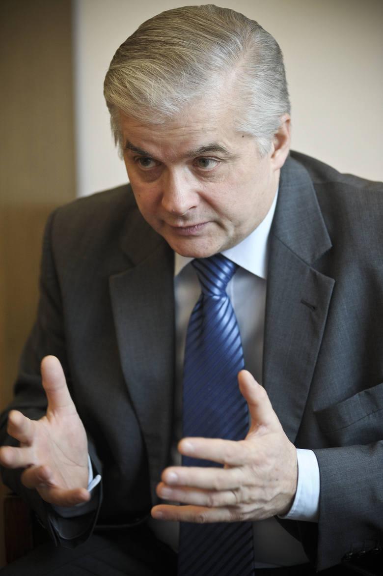 Włodzimierz Cimoszewicz: Wygrałbym z Jarosławem Kaczyńskim w wyborach