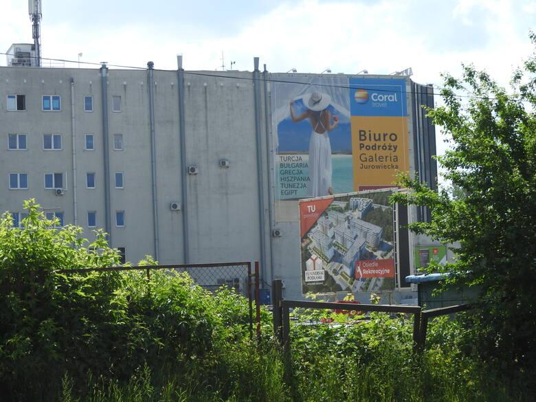Po obu stronach ul. Fabrycznej u zbiegu z ul. Jurowiecką powstaną budynki mieszkalne