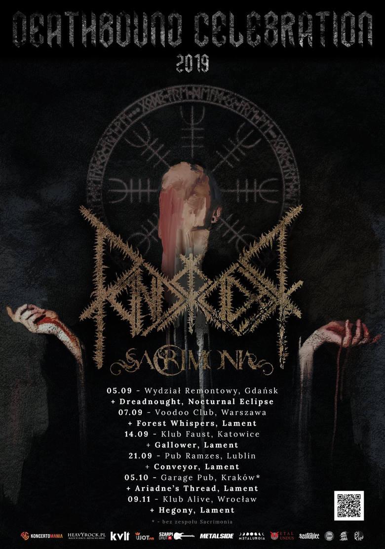 data: 5 wrześniagodzina: 18:00miejsce: Wydział Remontowy, GdańskPandrador (Technical Death Metal)Sacrimonia (Symphonic Black Metal)Dreadnought (Death