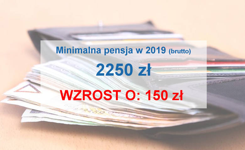 Płaca minimalna 2019. Ile wynosi najniższa miesięczna pensja oraz stawka godzinowa w tym roku? Ile to będzie na rękę.➤ Zobacz na następnych slajdach