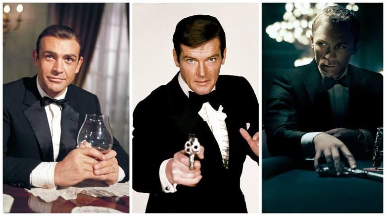 Kto był najlepszym Jamesem Bondem? [RANKING]