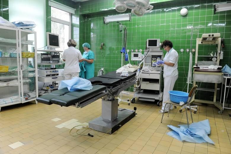 Remont bloku operacyjnego w Szpitalu Miejskim im. Jana Pawła II w Rzeszowie. Koszt inwestycji to 16 mln zł