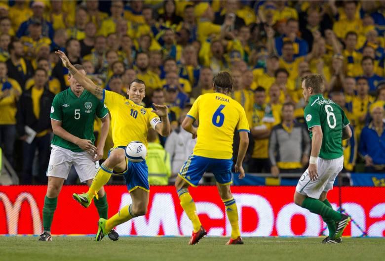Irlandia - Szwecja LIVE!
