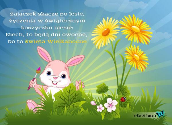 Wielkanocne życzenia 2017 Złóż życzenia Wielkanocne Nowe