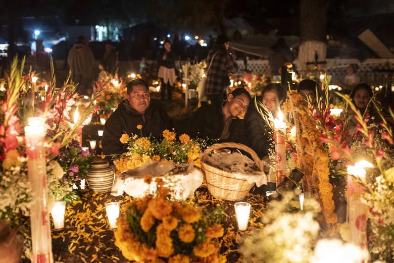 Día de los Muertos dzień zmarłych Meksyk