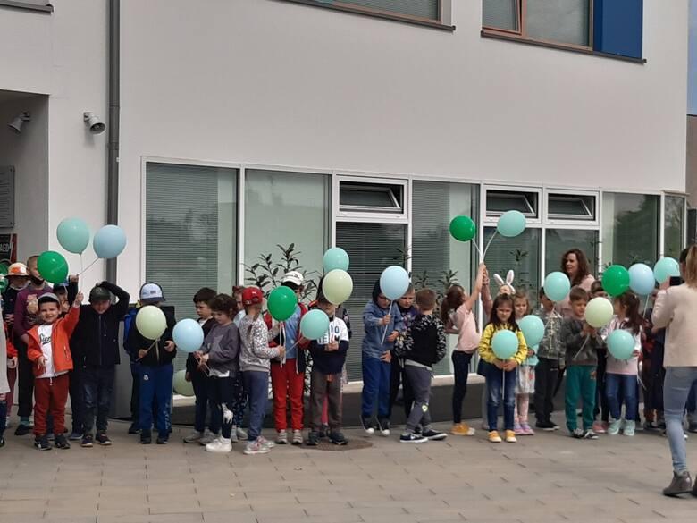 Dzień Dziecka w Szkole Podstawowej w Pogórzu