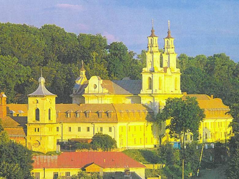 Klasztor bazyliański w Buczaczu