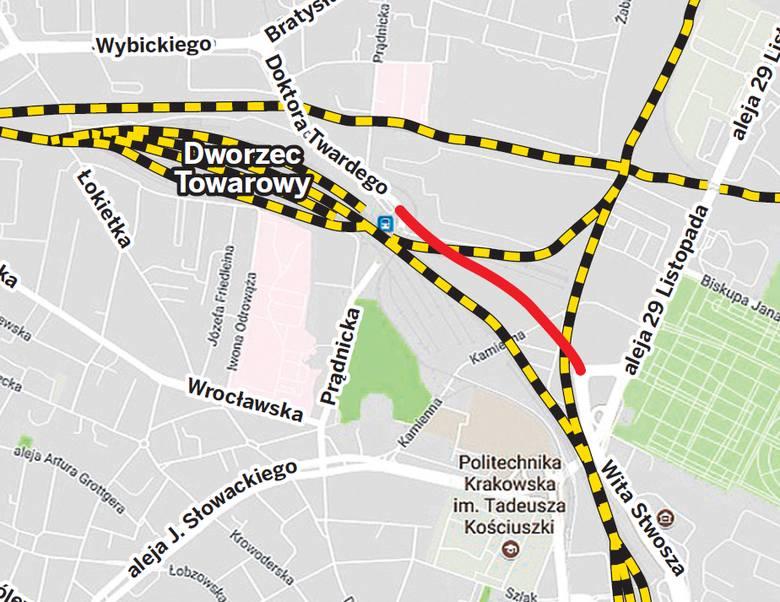 Zapomniana droga Miłosza. Nowa ulica odkorkuje centrum Krakowa?