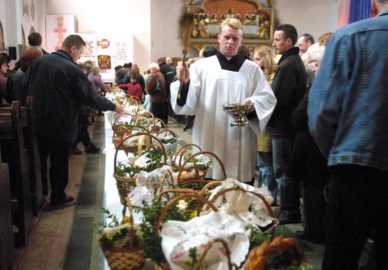 Wielkanoc w Szczecinie. Skąd wziął się zwyczaj święcenia pokarmów?