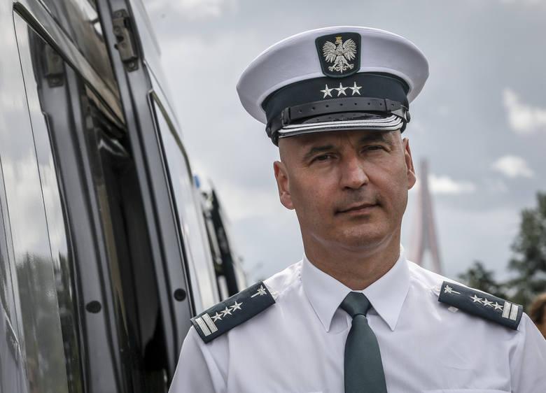 Marek Konkolewski zostanie prezydentem Starogardu Gdańskiego? Znany policjant z poparciem Koalicji Obywatelskiej
