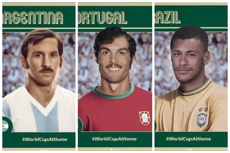 Nigdy nie dowiemy się, jak w mistrzostwach świata w 1970 r. spisaliby się Cristiano Ronaldo czy Lionel Messi. Za to dzięki grafice komputerowej możemy