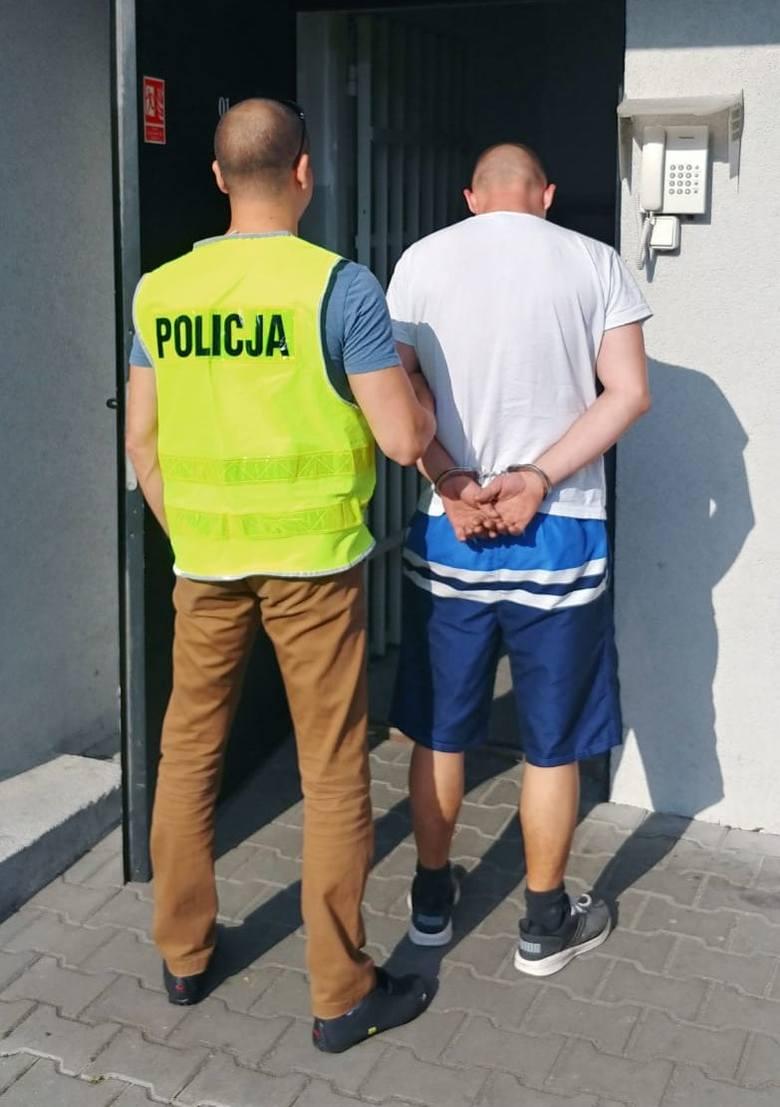 Na wniosek prokuratora, 32-latek został tymczasowo aresztowany na trzy miesiące.