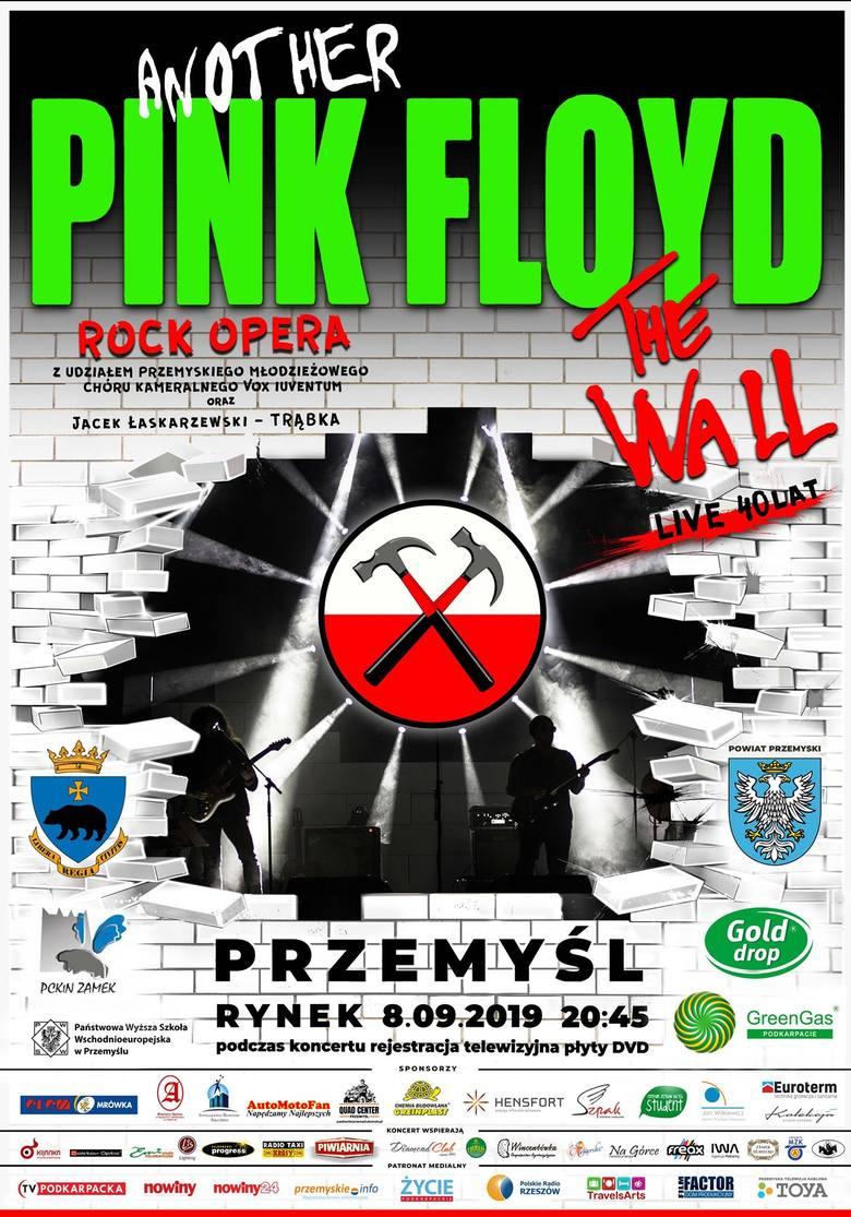 8 września na Rynku w Przemyślu zabrzmi muzyka legendarnego zespołu Pink Floyd