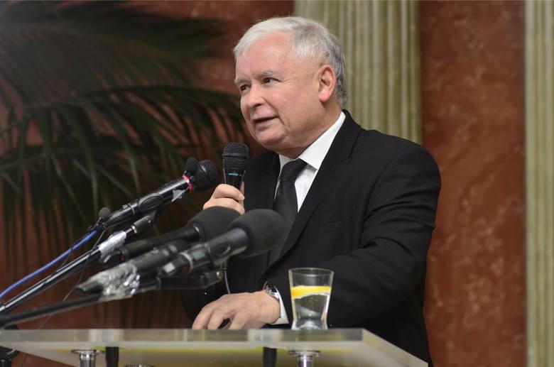 Prezes Kaczyński hasło utworzenia województwa środkowopomorskiego rzucał już parokrotnie