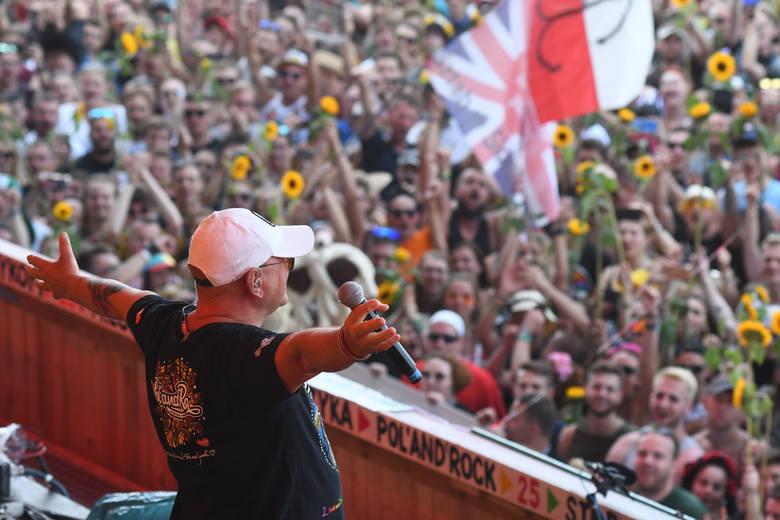Pol'and'Rock Festiwal 2020 został odwołany.