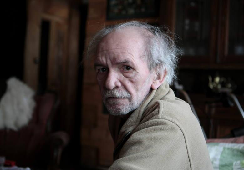 Bohdan Smoleń robi, co może, by utrzymać Fundację Stworzenia Pana Smolenia dla chorych dzieci, a nie chce walczyć o siebie