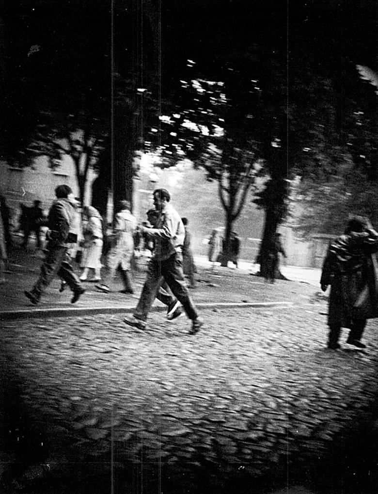 Wydarzenia Zielonogórskie 1960 na archiwalnych zdjęciach